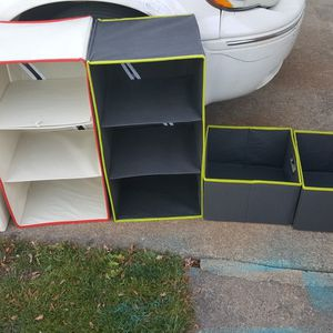 Cube Storage For Kids Toys Shoes Or Clothes Or For Closet for Sale in Warren, MI