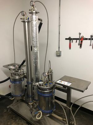 Closed Loop Extraction Lab Equipment - Precision PX1 for Sale in Colorado Springs, CO
