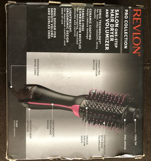 Revlon pro one step hair dryer for Sale in Chino, CA