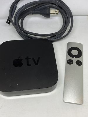 Apple TV 2nd generation for Sale in Katy, TX