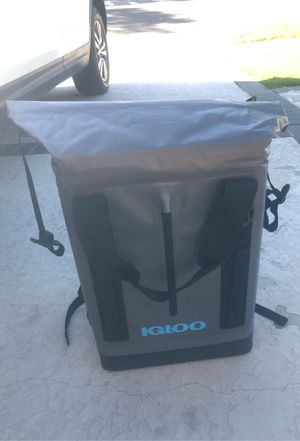 Igloo cooler backpack for Sale in Tustin, CA