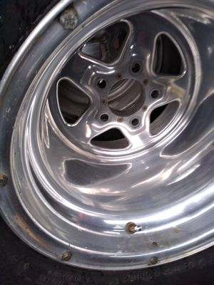 Pro street tires and wheels for Sale in Canton, NC