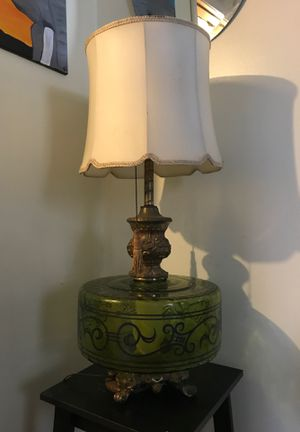 Antique Lamp for Sale in Otsego, MI