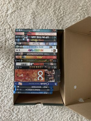 DVDs and Blue Rays for Sale in Falls Church, VA