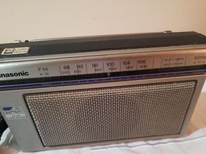 Vintage Panasonic Radio for Sale in Henderson, NV