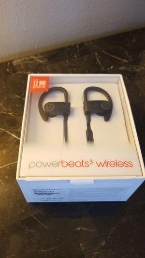 Power beats 3 wireless ( new) for Sale in Brandon, FL