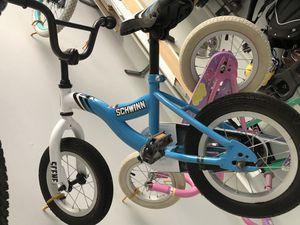 "Boy's Child/Toddler 14"" Schwinn Bike ~ Like New for Sale in Canton, MI"