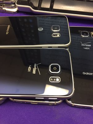 GALAXY S6 UNLOCKED WITH WARRANTY! for Sale in Columbus, OH