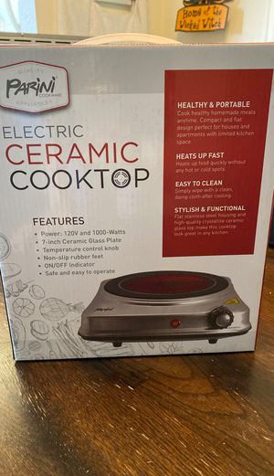 Electric Cook stove for Sale in Rancho Cucamonga, CA