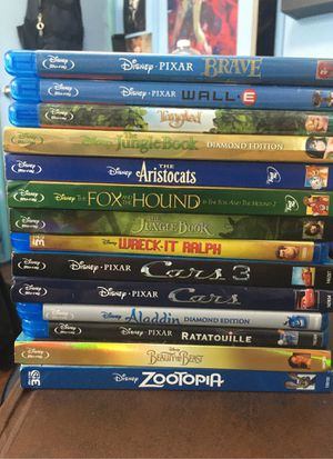 Disney and Pixar Blu-rays for Sale in Industry, CA