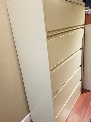 Office Filing Cabinet for Sale in Placentia, CA
