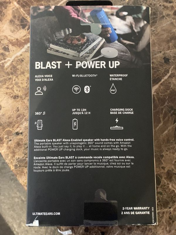 UE BOOM with Alexa Flash Sale