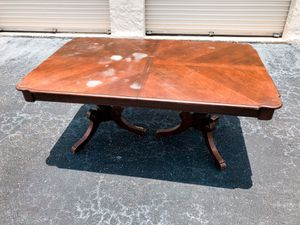 Table with inserts for Sale in Palmetto, FL