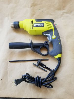 RYOBI 6.2 Amp Corded 5/8 in. Variable Speed Hammer Drill for Sale in Rialto, CA