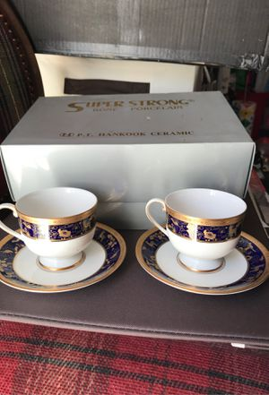 Tea cups for Sale in Los Angeles, CA