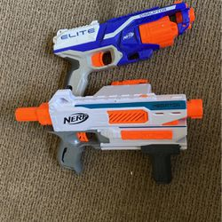 Two Nerf Guns for Sale in Mount Hamilton,  CA