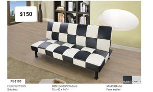 BRAND NEW FUTON / SOFABED - IN STOCK NOW for Sale in Rock Island, IL