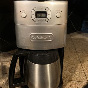 Cuisinart Cofee Maker for Sale in City of Industry, CA