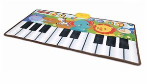 BRAND NEW- in box Fisher-Price Music - Piano/Keyboard - Rain Forest Dancin' Tunes Step-On Keyboard for Sale in San Diego, CA