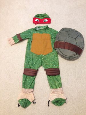 Ninja Turtle costume (3T-4T) for Sale in Grafton, MA