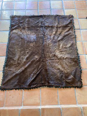 Vintage 1800s horse skin blanket for Sale in Arroyo Grande, CA