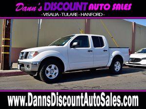 2007 Nissan Frontier for Sale in Visalia, CA