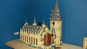 lego harry Potter hogwarts great hall for Sale in Kent, WA