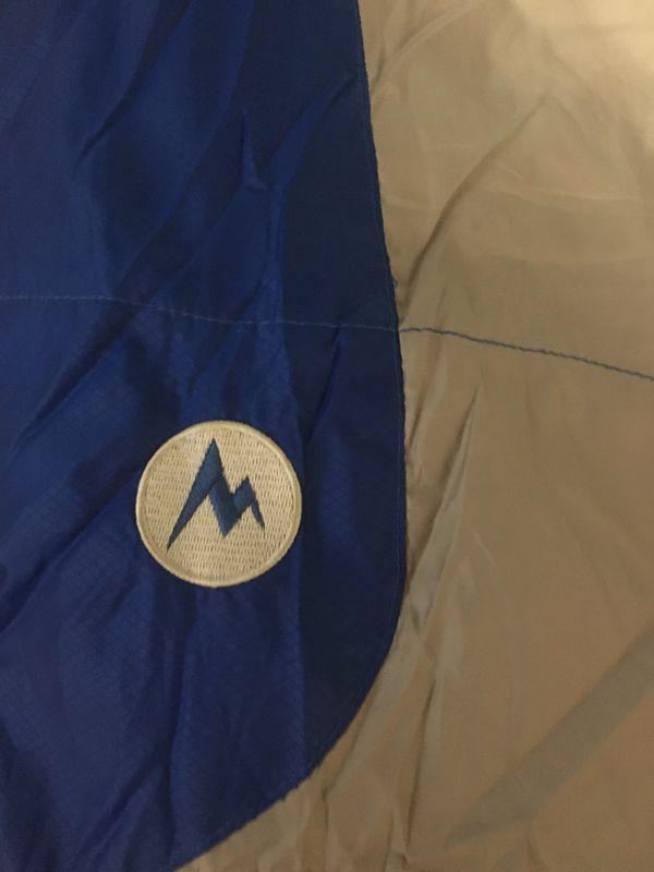 Marmot lightweight sleeping bag