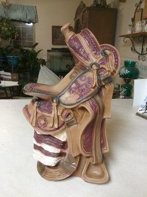 Saddle statue for Sale in Milton, FL