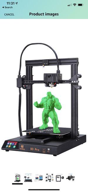 Mingda D3 Pro 3D Printer for Sale in Santa Ana, CA