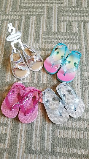 Baby girl sandals for Sale in Houston, TX
