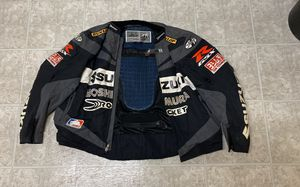 Suzuki sportbike jacket for Sale in Potomac, MD