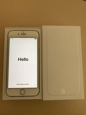 Apple iPhone 6 - 16GB - AT&T for Sale in Portland, OR