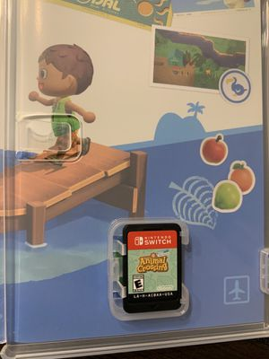 Game Animal crossing for Sale in Houston, TX