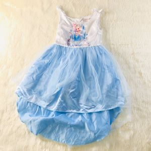 Frozen Elsa Princess Dress costume 6 for Sale in Sylmar, CA