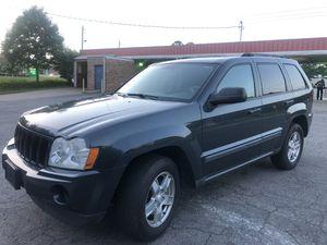 2007 Jeep Grand Cherokee Laredo for Sale in Roswell, GA