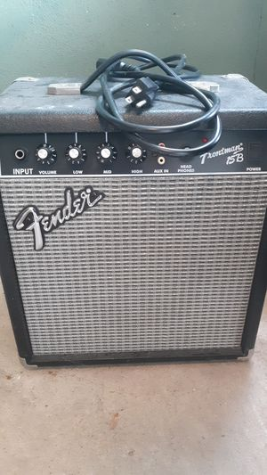 Fender Guitar Amp for Sale in Hartford, CT
