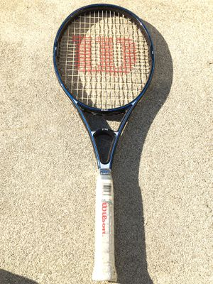 Tennis Racket - Wilson 95- STING- Still has plastic on handle! $15.00 for Sale in West Covina, CA