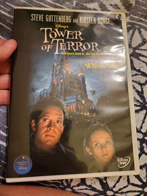 Disney Tower aof Terror DVD for Sale in Lakeland, FL