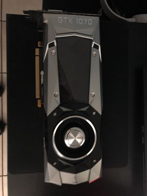 GTX 1070 FE for Sale in Orlando, FL