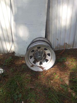 2 jeep wheels for Sale in Euharlee, GA