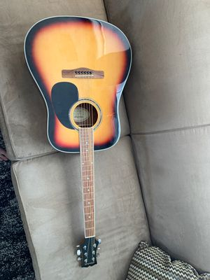 Mitchell acoustic guitar for Sale in Lubbock, TX