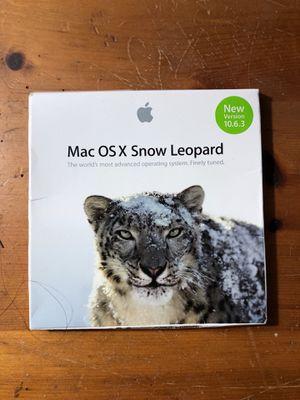 Brand new Mac OS X Snow Leopard for Sale in San Diego, CA