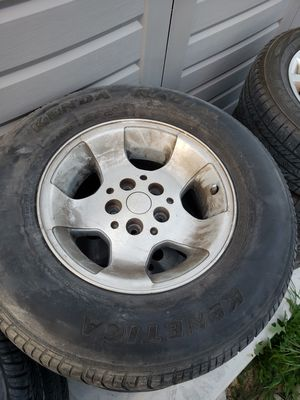 Jeep Wheels for Sale in Glendale, CA