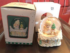 Brand new Precious Moments snow globe music box for Sale in Elk Grove, CA
