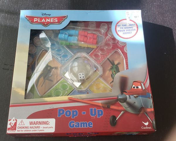 Planes pop up game new!