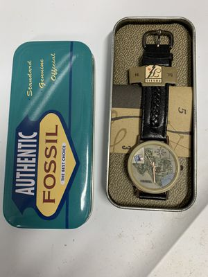 WATCH, FOSSIL for Sale in Richardson, TX