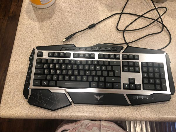 Magic Eagle Professional Gaming Keyboard
