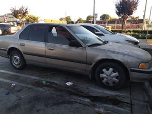 1990 accord for Sale in Perris, CA