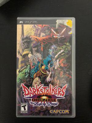 Darkstalkers Chronicle for Sale in Elk Grove, CA